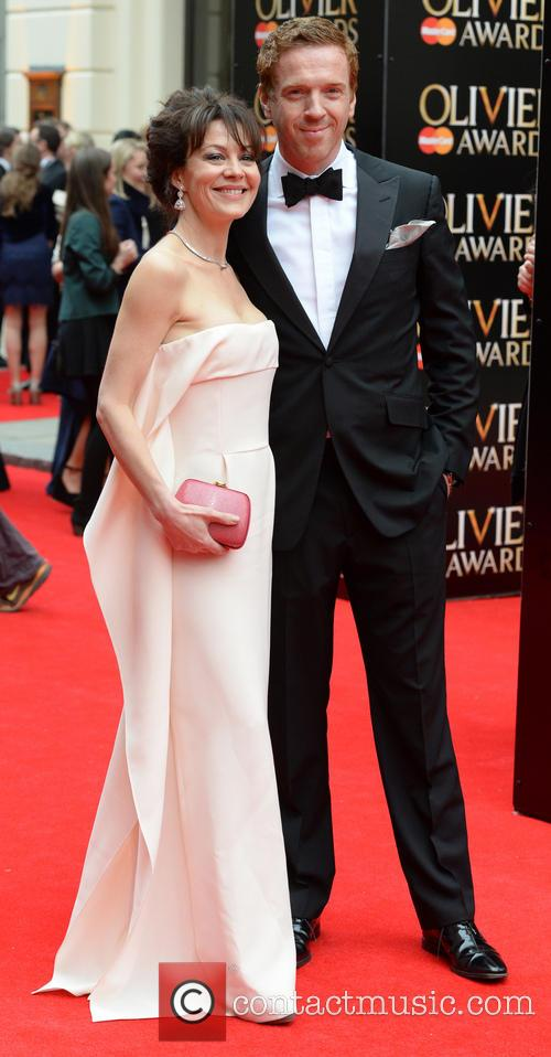 Helen Mccrory and Damien Lewis 5