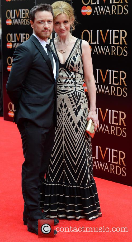 James Mcavoy and Anne-marie Duff 3