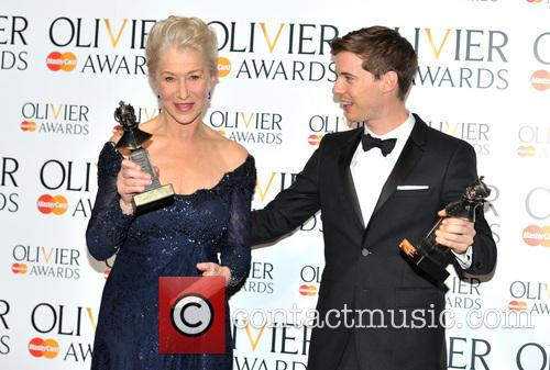 Helen Mirren and Luke Treadaway 1