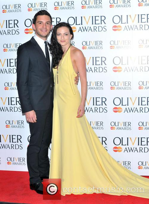 Jonathan Bailey and Lara Pulver 2