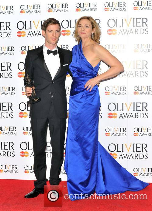 Kim Cattrall and Luke Treadaway 2