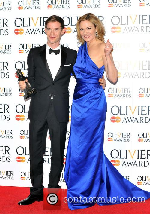 Kim Cattrall and Luke Treadaway 3