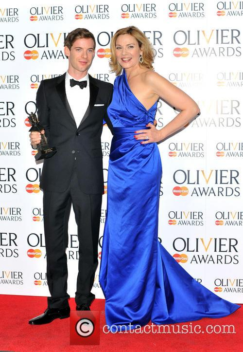 Kim Cattrall and Luke Treadaway 4