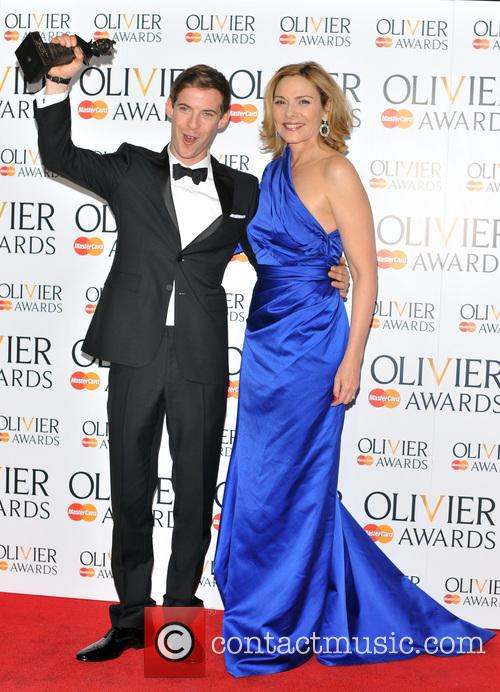 Kim Cattrall and Luke Treadaway 5