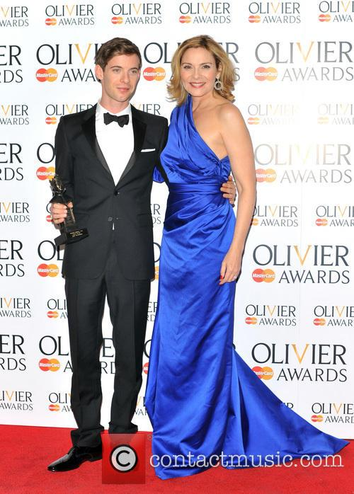 Kim Cattrall and Luke Treadaway 6