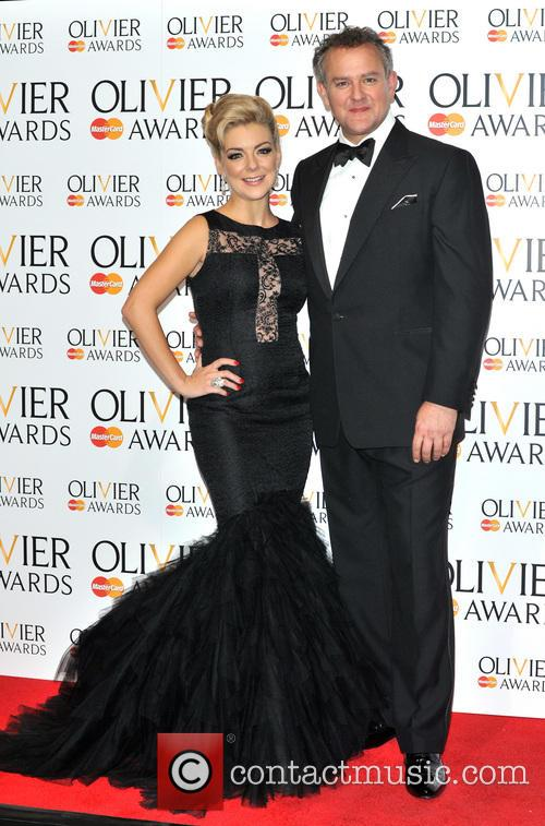 Sheridan Smith and Hugh Bonneville 2