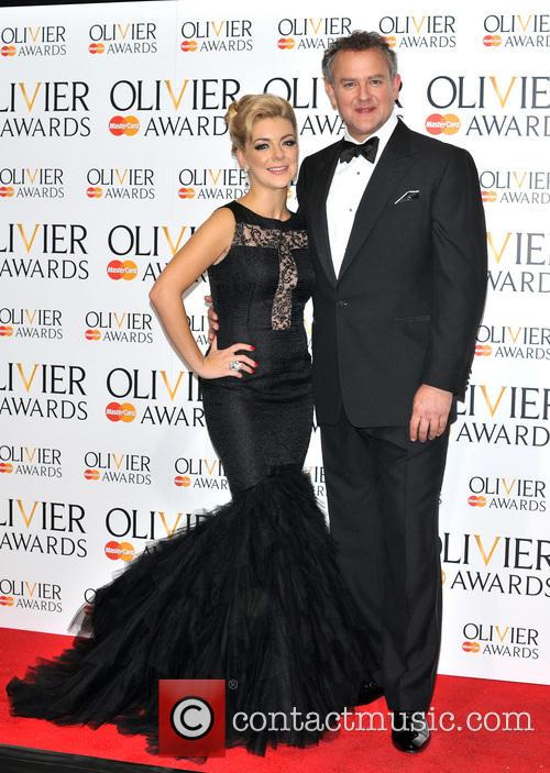 Sheridan Smith and Hugh Bonneville 5