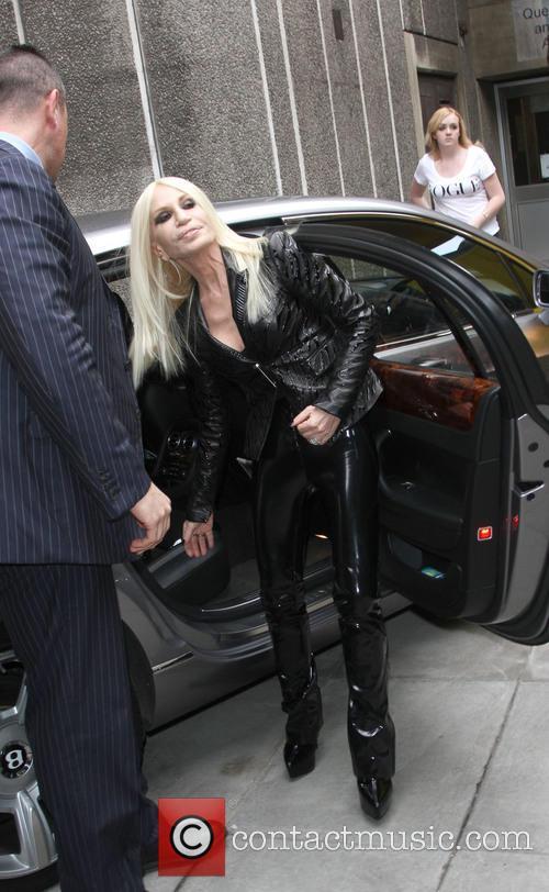 Donatella Versace 7