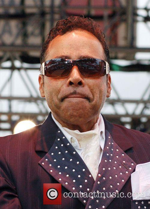 Morris Day and The Time Concert