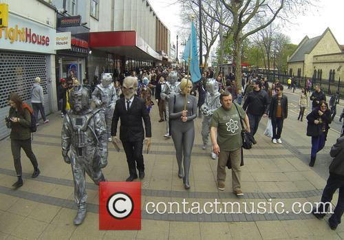 Annual Sci Fi London Parade