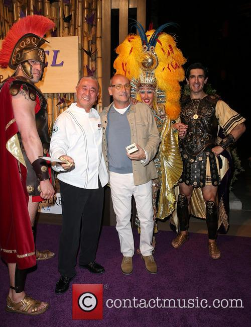 Caesars, Nobu Matsuhisa and Las Vegas 3