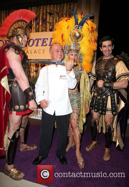 Caesars, Nobu Matsuhisa and Las Vegas 5