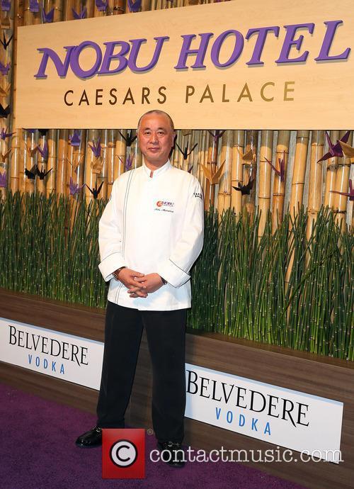 Caesars, Nobu Matsuhisa and Las Vegas 6