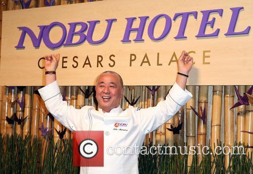 Caesars, Nobu Matsuhisa and Las Vegas 10