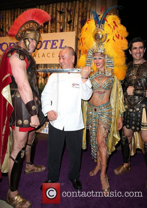 Caesars, Nobu Matsuhisa and Las Vegas 11