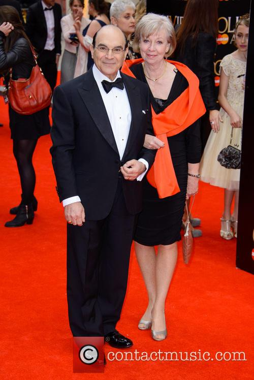 David Suchet and Sheila Ferris 3