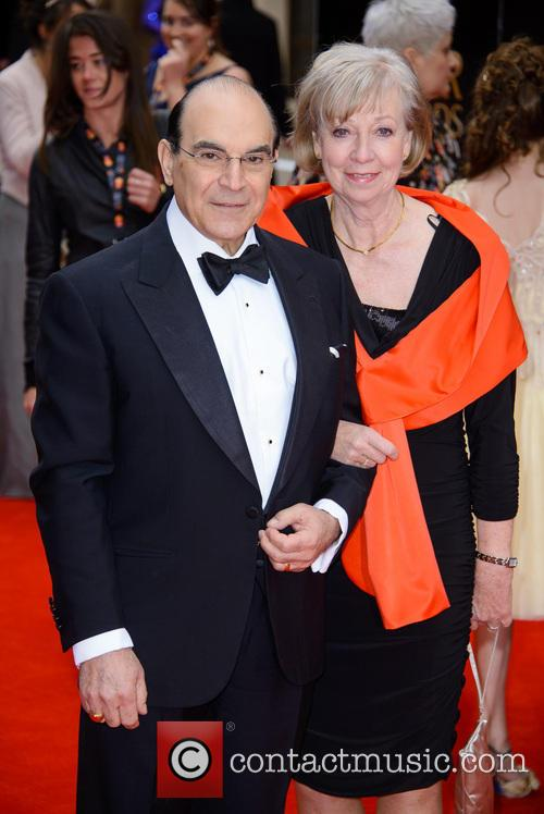 David Suchet and Sheila Ferris 4