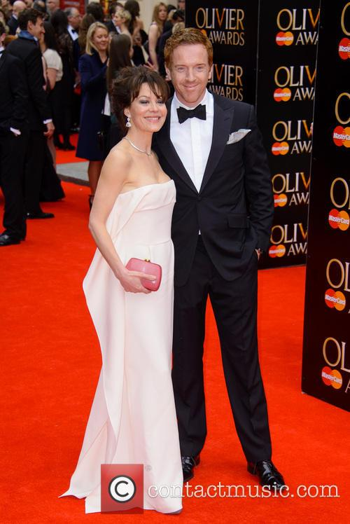 Helen Mccrory and Damien Lewis 7