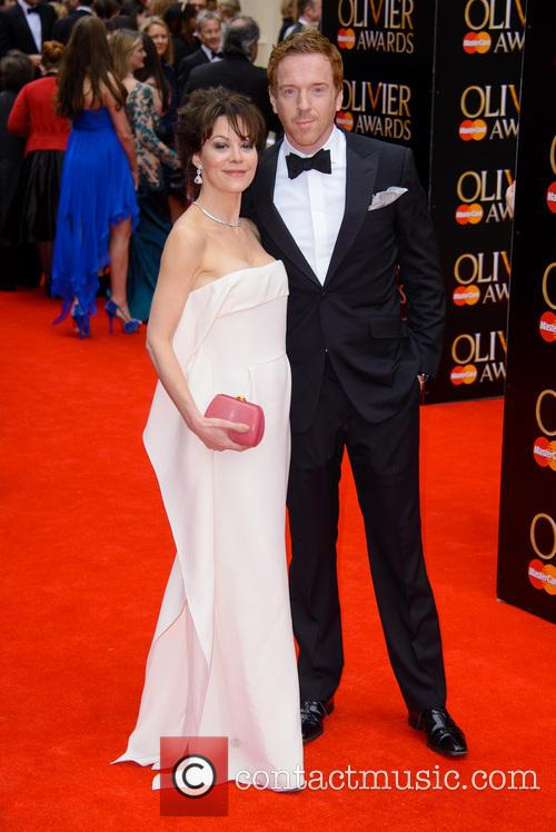 Helen Mccrory and Damien Lewis 1