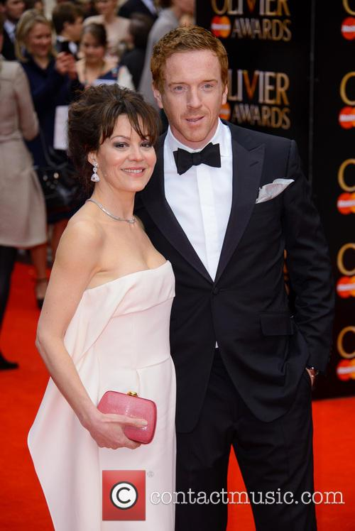 Helen Mccrory and Damien Lewis 8