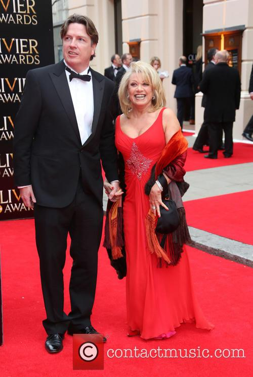 Justin Mallinson and Elaine Paige 2