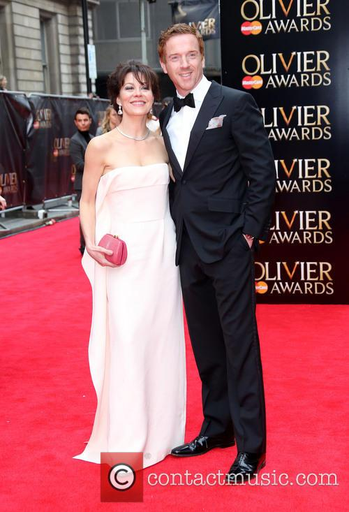 Helen Mccrory and Damian Lewis 9