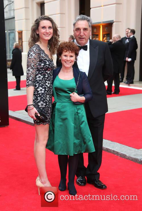 Imelda Staunton, Daughter and Husband 5