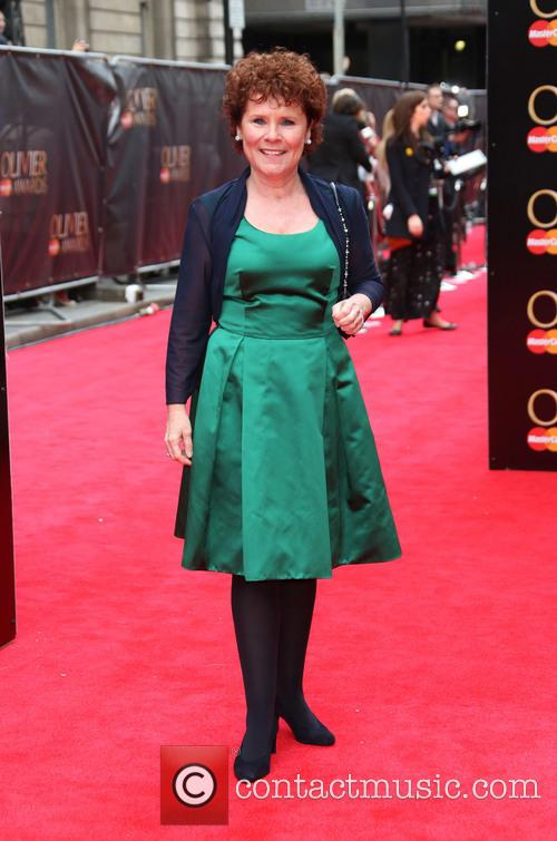 imelda staunton the laurence olivier awards 2013 3633343