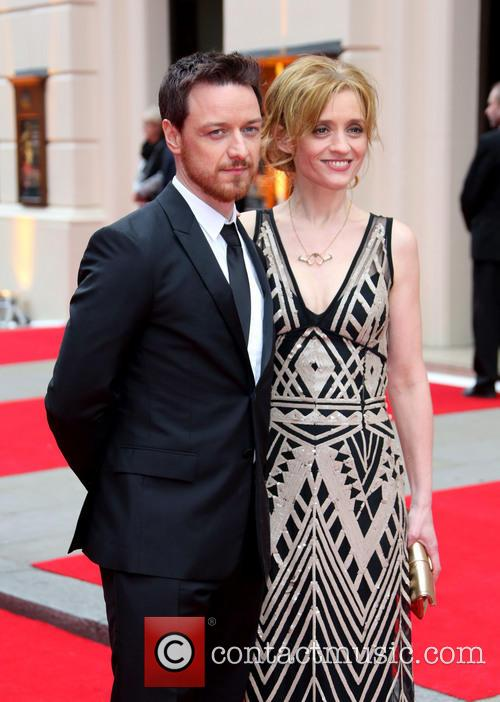 James Mcavoy and Anne-marie Duff 9