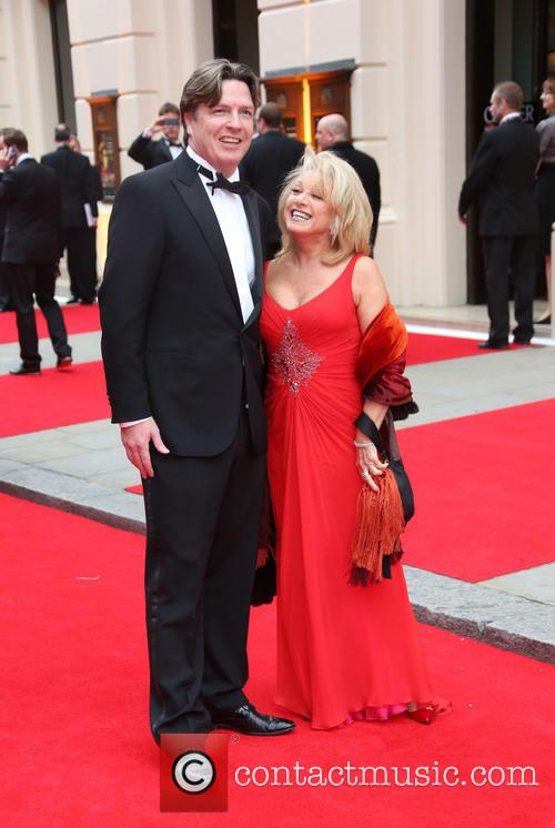 Justin Mallinson and Elaine Paige 1