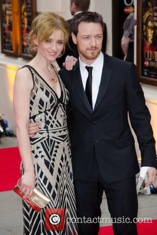 Anne Marie Duff and James Mcavoy 1