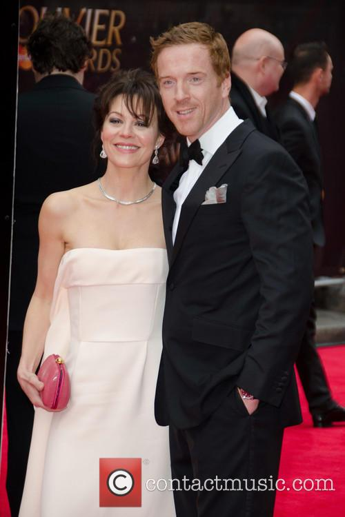 Helen Mccrory and Damian Lewis 10