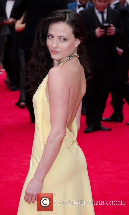 lara pulver the olivier awards arrivals 3633653