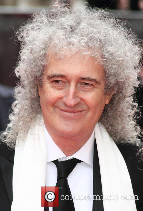 brian may the laurence olivier awards 2013 3633789