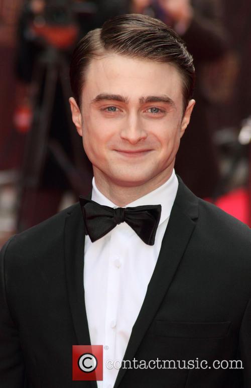Daniel Radcliffe Suit