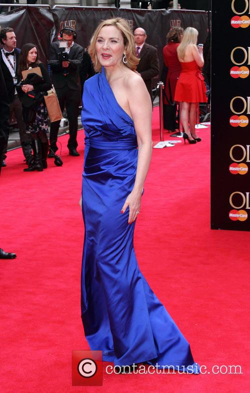 kim cattrall the laurence olivier awards 2013 3633781