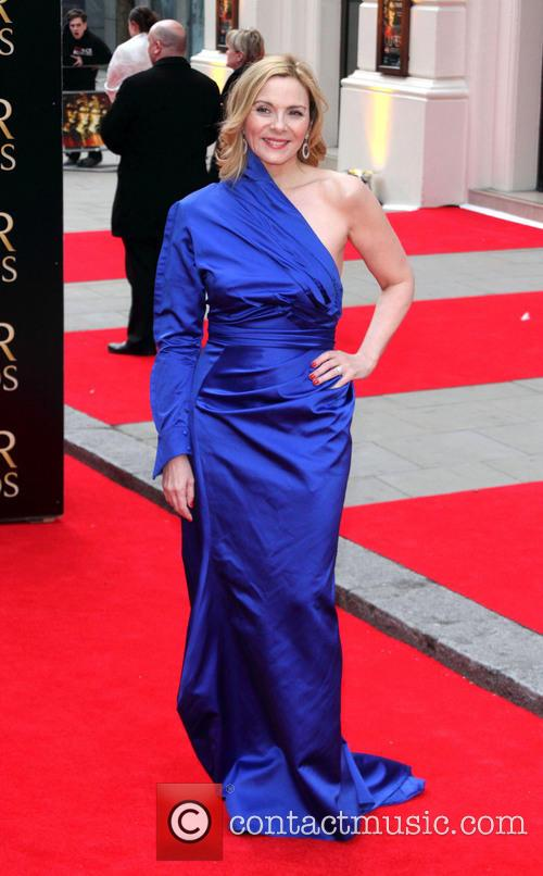 kim cattrall the laurence olivier awards 2013 3633813