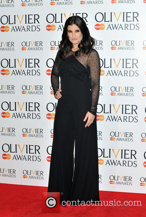idina menzel the olivier awards 3633059