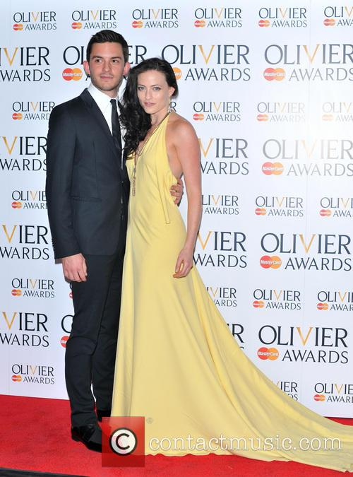 Jonathan Bailey and Lara Pulver 3