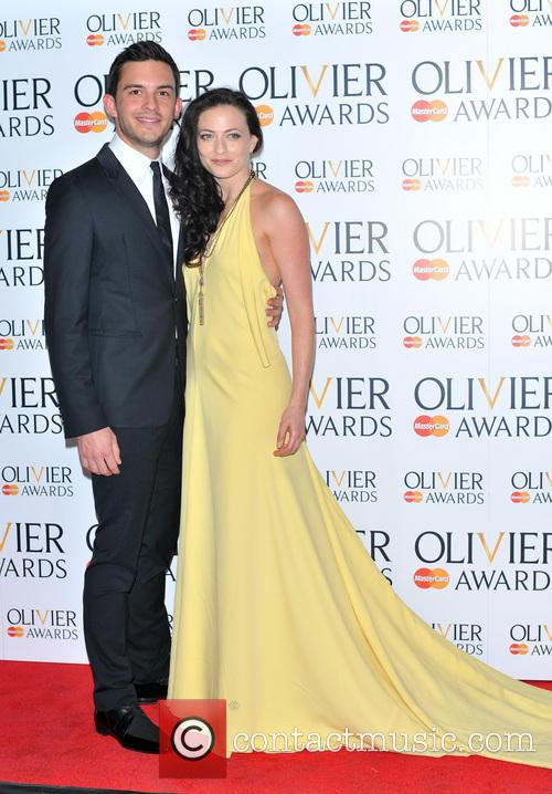 Jonathan Bailey and Lara Pulver 4