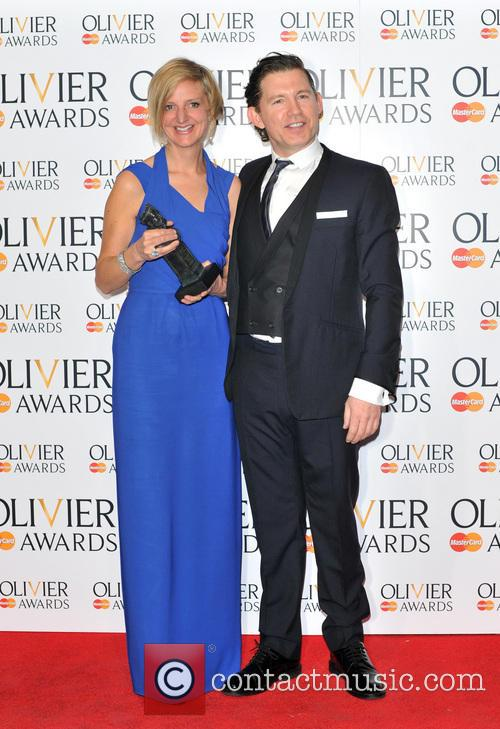 Marianne Elliott and Lee Evans 2