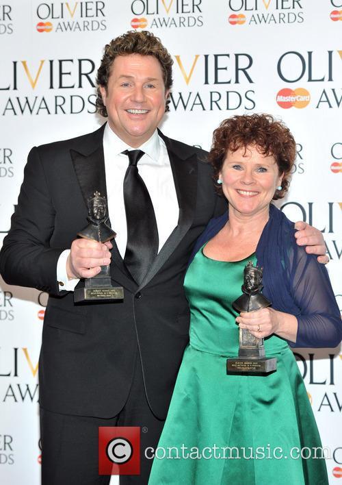 Michael Ball and Imelda Staunton 1