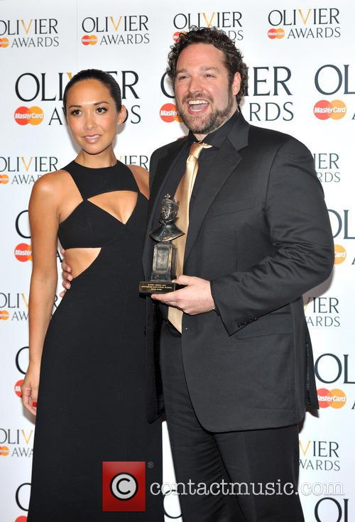 Myleene Klass and Bryan Hymel 2