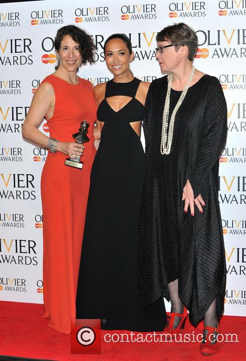 Myleene Klass, Linda Brumbach and Louise Jeffreys 4