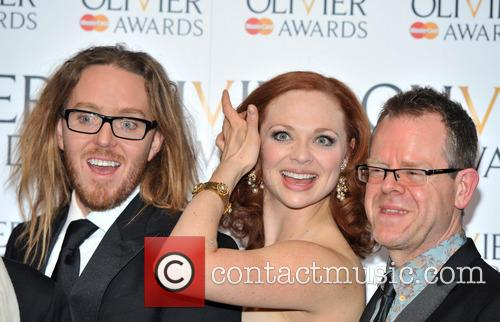 Tim Minchin, Kristen Beth Williams and Matthew White 3
