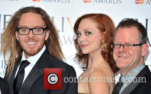 Tim Minchin, Kristen Beth Williams and Matthew White 1