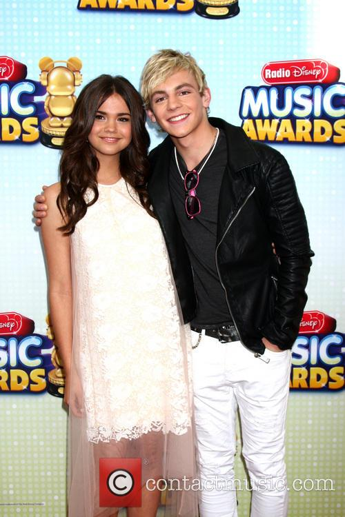 Maia Mitchell and Ross Lynch 5
