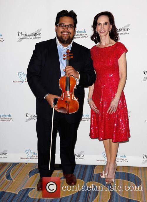 Robert Gupta and Vicky Goodman 2