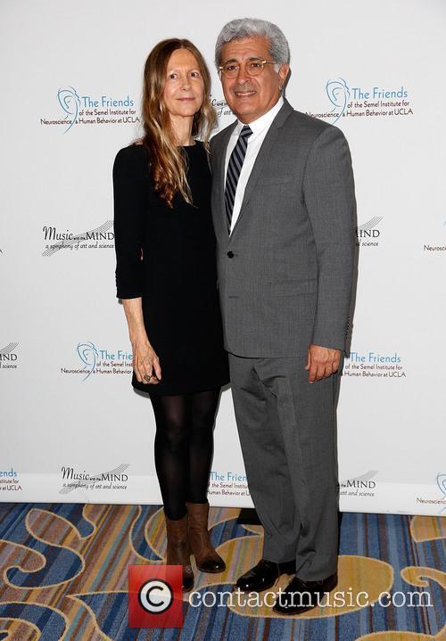 Jane Semel and Terry Semel 2