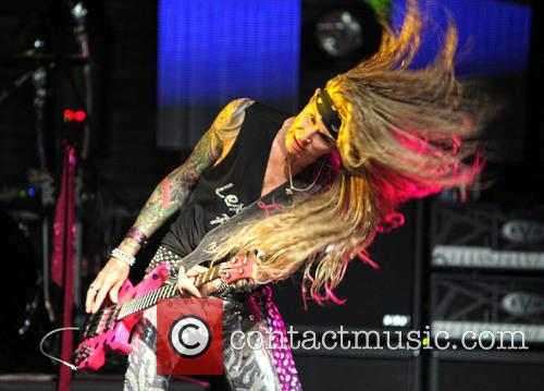 Foxx, Steel Panther and Fort Lauderdale 7